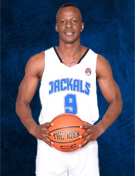 Daniel Mulamba Jamestown Jackals Basketball Player
