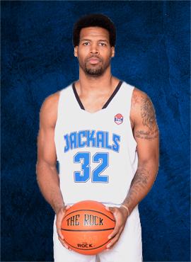Michael Davenport Jamestown Jackals Basketball Player