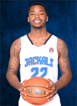 Deangelo Stewart Jamestown Jackals Basketball Player