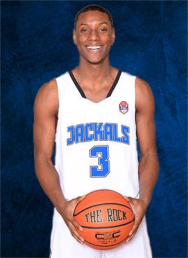 Davonte Harris Jamestown Jackals Basketball Player