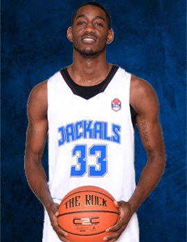 Jay Dupree-Gibson Jamestown Jackals Basketball Player