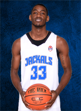 Jay Dupree-Gibson Jamestown Jackals Basketball Player