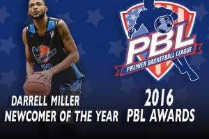 Darrell Newcomer of the Year