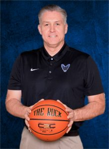 Mark Anderson Jamestown Jackals Basketball HeadCoach