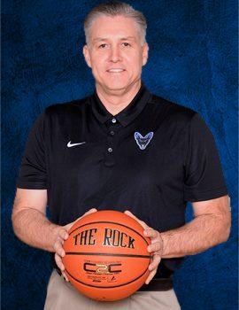 Mark Anderson Jamestown Jackals Basketball HeadCoach